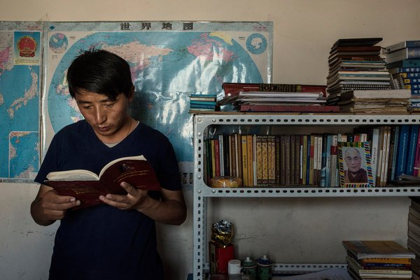 A Tibetan Tried to Save His Language. China Handed Him 5 Years in Prison.