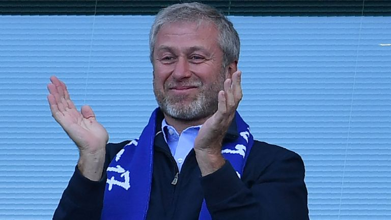 Abramovich's UK visa expires amid Russia tensions