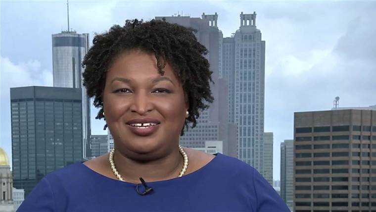 Abrams scraps Democrats' usual game plan in South. Will it work?