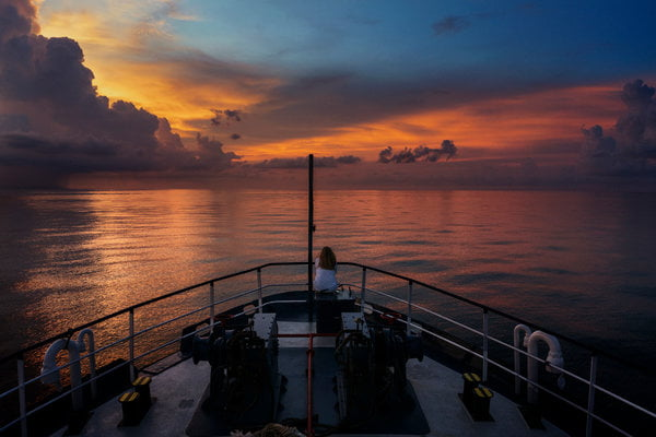 Andaman Sea Dispatch: On the High Seas, Keeping Vigil for an Unwanted Minority