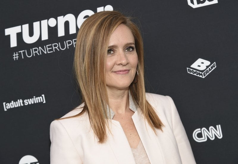 Angry and apologetic Samantha Bee returns to TV after Ivanka insult