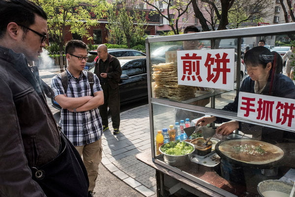 As Chinese 'Crepe' Catches On Abroad, a Fight to Preserve Its Soul