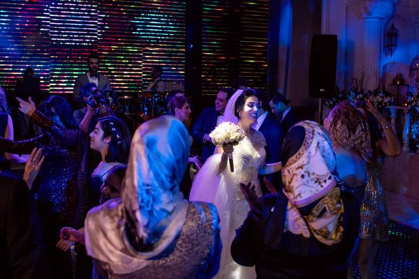 As Taboos Break Down, Iranians Party On