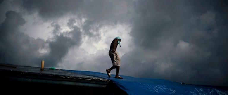 At least 2,500 people remain missing after Hurricane Dorian has passed through the Bahamas