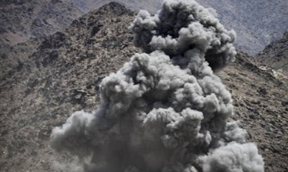 At least 30 civilians killed and more than 40 wounded in an air raid in eastern Afghanistan