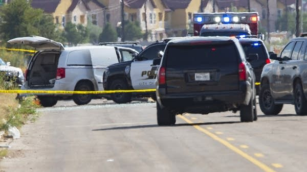 At least 5 dead and more than 20 shot wounded in Midland, Texas