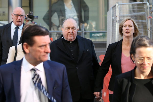 Australian Archbishop Philip Wilson Guilty of Sexual Abuse Cover-Up