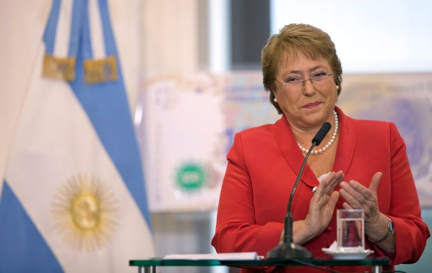 Bachelet rules out being a presidential candidate in Chile when her term at the UN ends