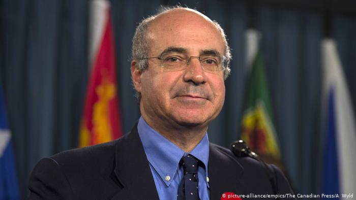 Bill Browder, Prominent Putin Critic, Briefly Held in Spain on Russian Warrant