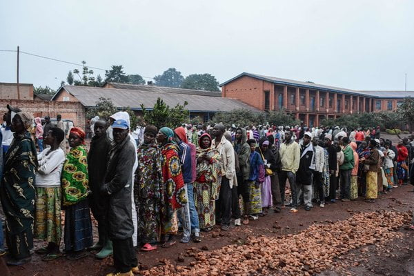 Burundi's Leader Can Extend His Term. His African Peers Take Notes.