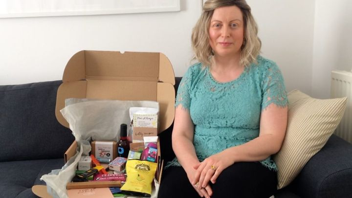 Comfort box gives Norfolk cancer patients a 'little lift'