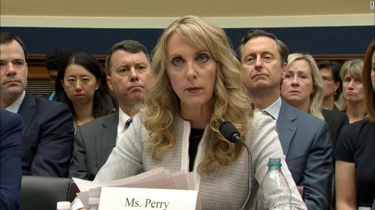 Congress to grill USA Gymnastics' Kerry Perry about sexual abuse