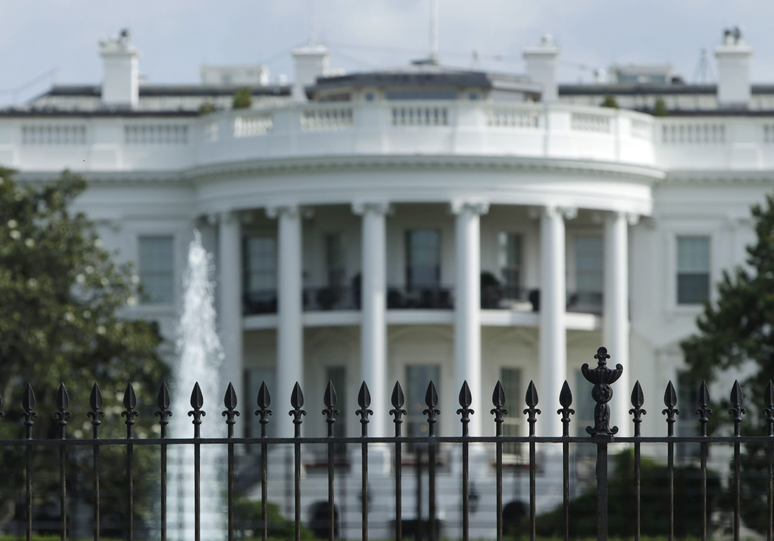 Contract worker at White House arrested on attempted first-degree murder warrant