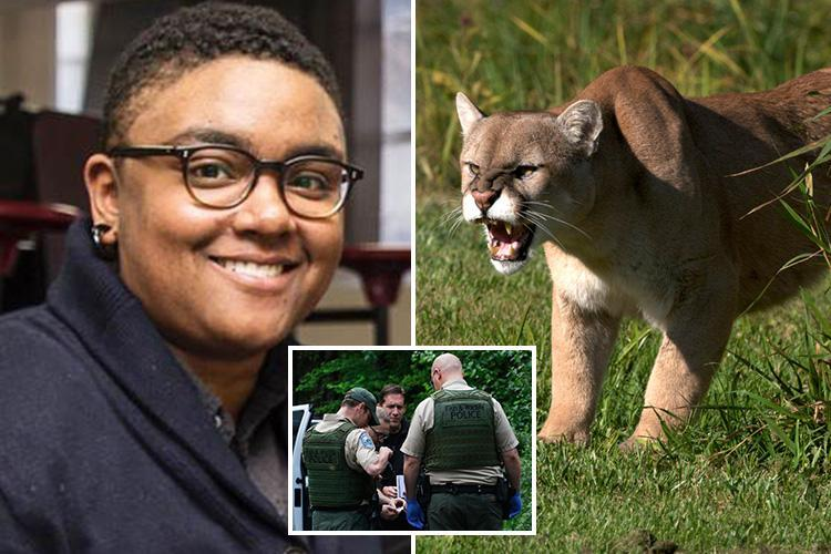 Cougar mauls cyclist to death and wounds another