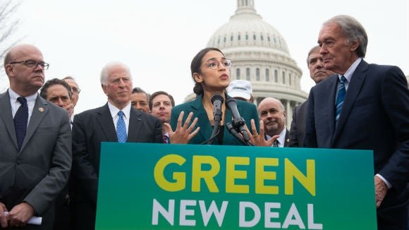Democrats find idea of 'green' political convention difficult to enforce