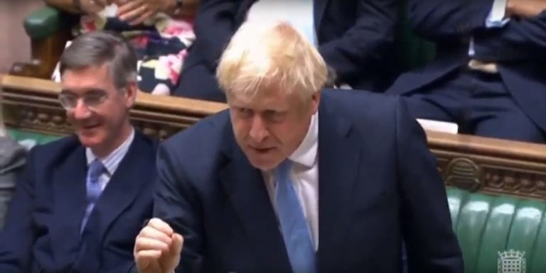 Deputies opposed to wild Brexit will present battle to Boris Johnson in Parliament this week
