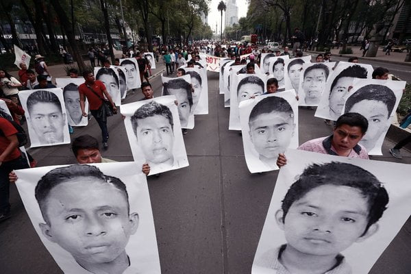 Disappearance of 43 Mexican Students Must Be Investigated Anew