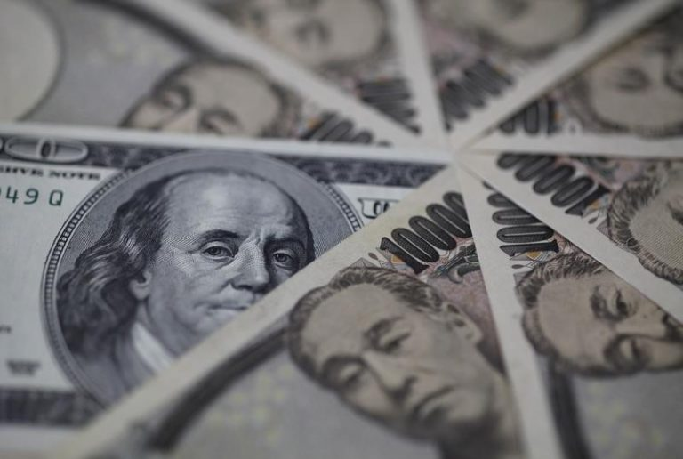 Dollar higher against yen in Tokyo