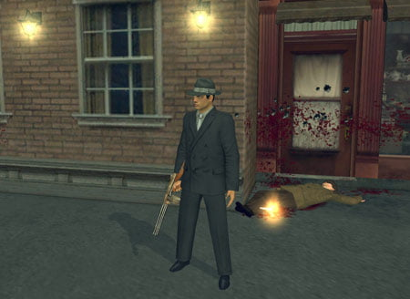 EA, Paramount announce 'Godfather II' video game