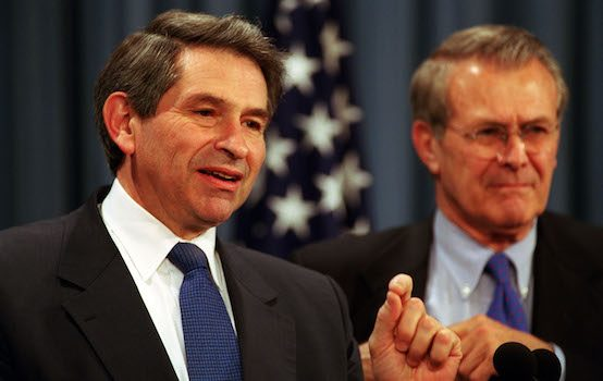 EU is 'concerned' about Wolfowitz