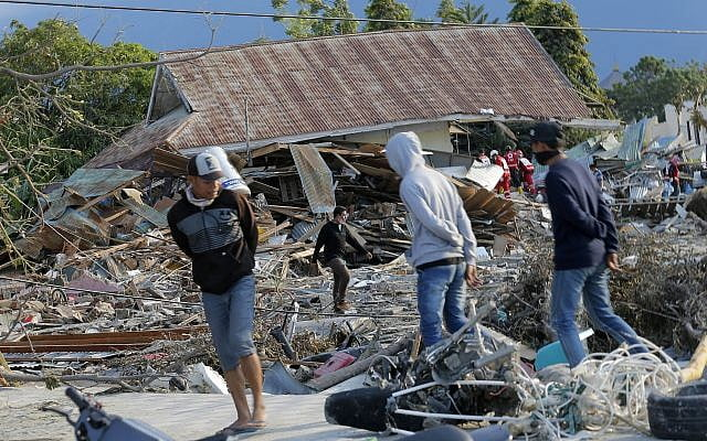 Europe adds millions to Indonesia flood relief effort
