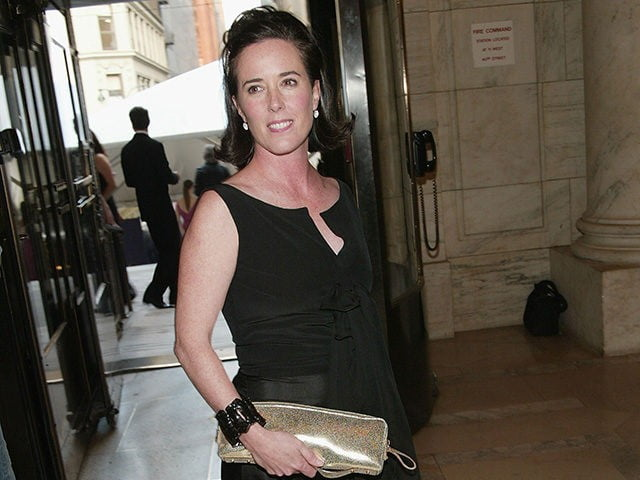 Fashion designer Kate Spade found dead in her NYC apartment