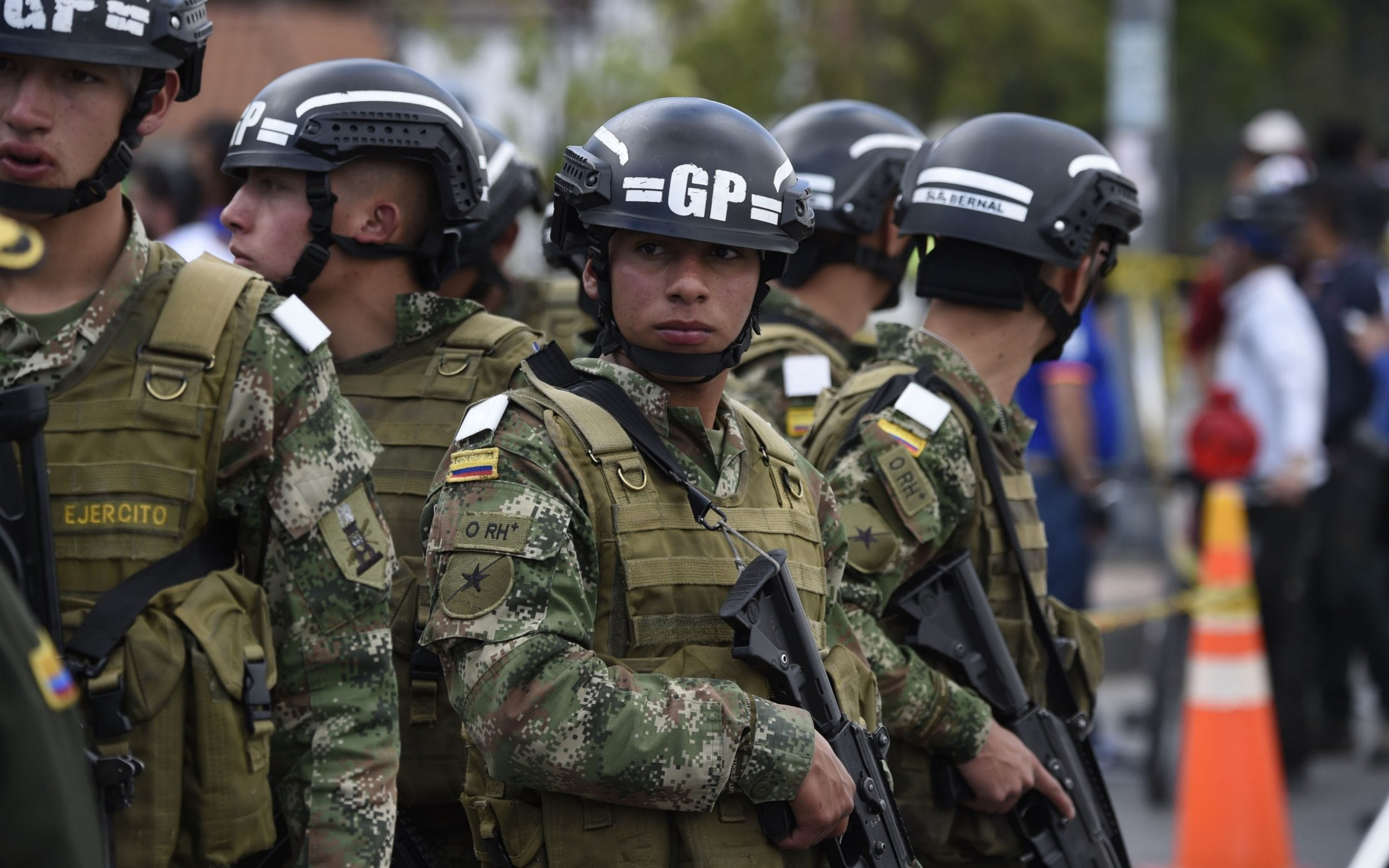 Fighting between Colombian troops and the ELN leaves about 4,000 people confined in Chocó