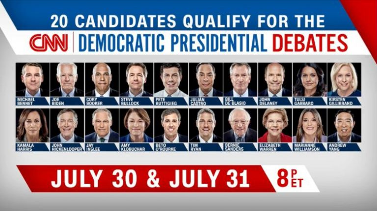 Five Iowa Democrats in search of a president