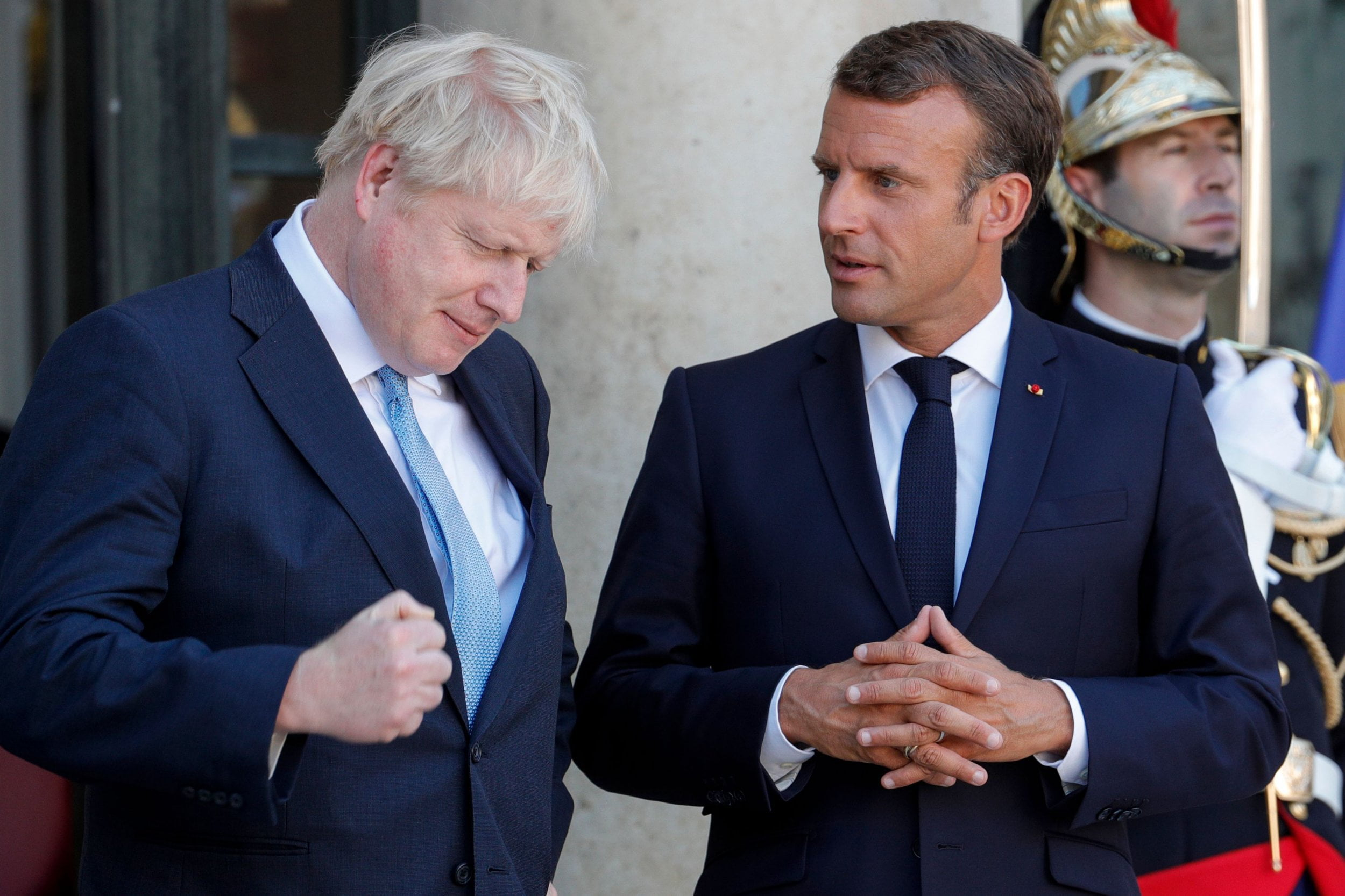 France warns Johnson that in the current situation the EU will not grant another postponement of Brexit