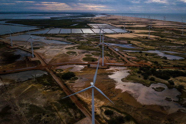 Galinhos Journal: 'This Noise That Never Stops': Wind Farms Come to Brazil's Atlantic Coast