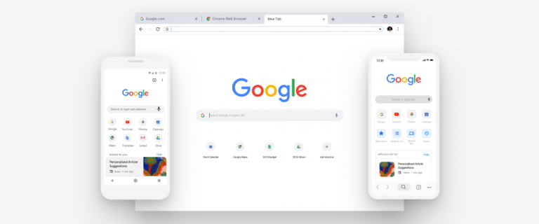 Google releases new Chrome browser