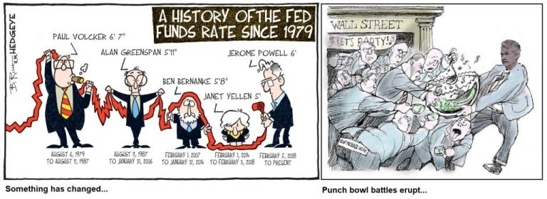 Greenspan should have removed the punch bowl