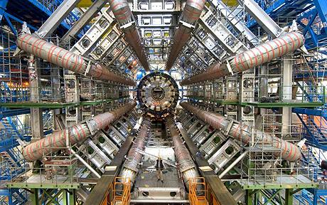 Hadron Collider physicist arrested on terrorism charges