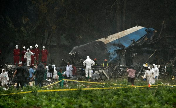 Hand-Me-Down Plane That Crashed Reflects a Cuban Air Industry in Crisis