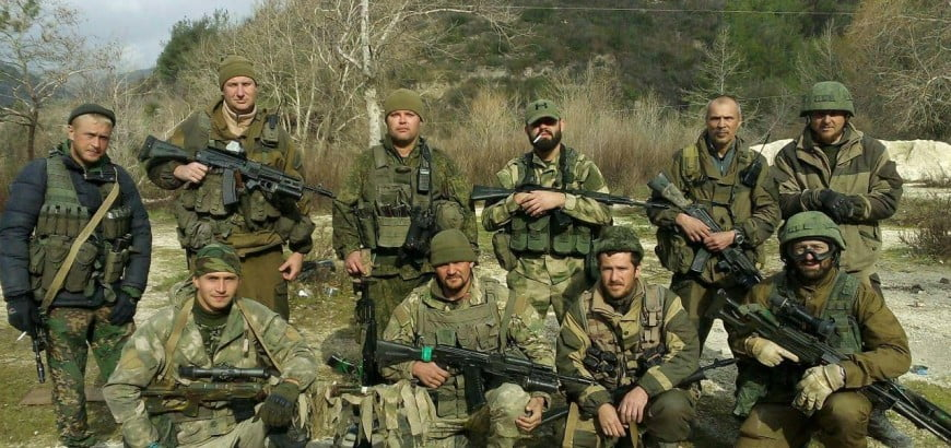 How a 4-Hour Battle Between Russian Mercenaries and U.S. Commandos Unfolded in Syria
