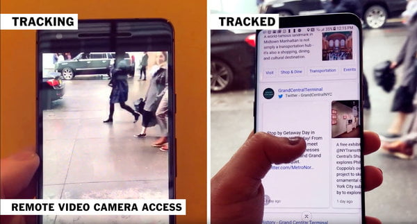 Hundreds of Apps Can Empower Stalkers to Track Their Victims