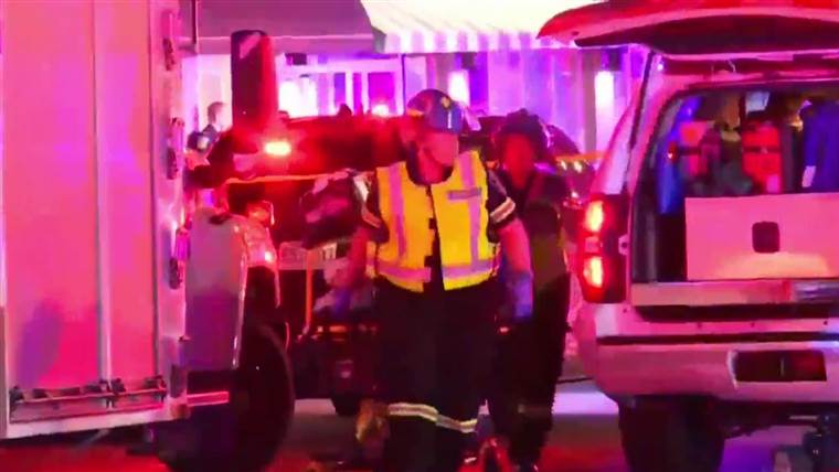 Intentional blast injures 15 at restaurant in Canada