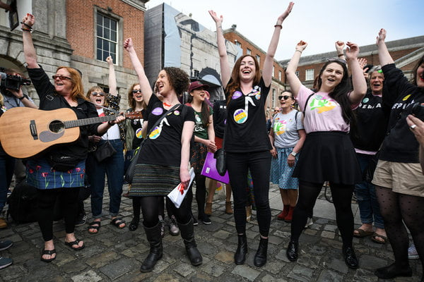 Ireland Votes to End Abortion Ban, in Rebuke to Catholic Conservatism