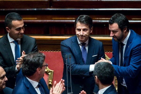 Italy's New Populist Government Articulates Vision, but Few Specifics