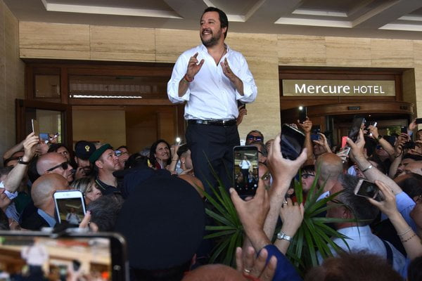Italy's New Populist Leaders Vow to Deliver on Campaign Promises