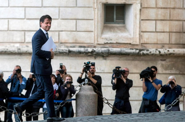 Italy's Populists Get a Green Light to Govern, in New Threat to Europe