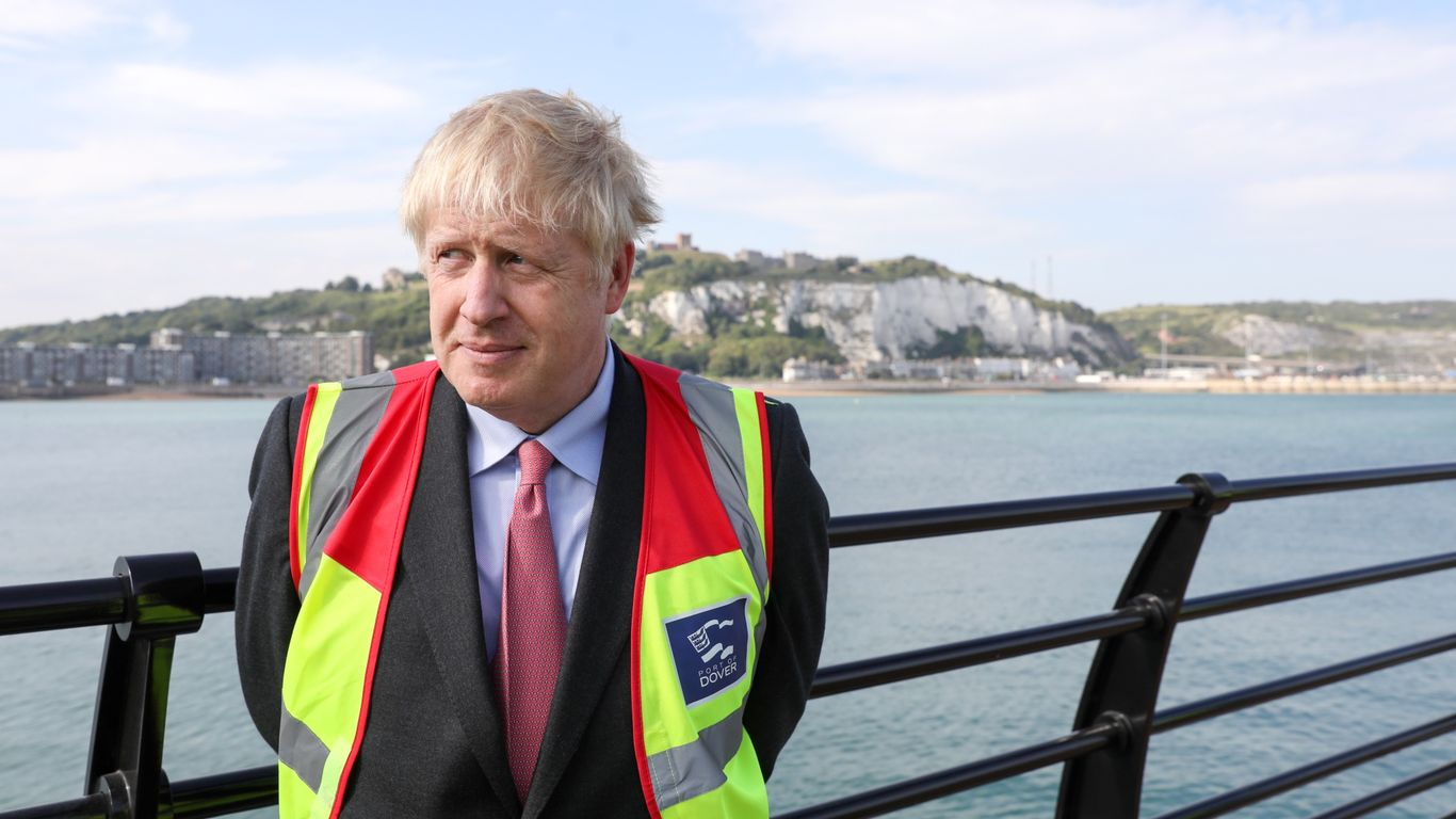 """Johnson criticizes the """"surrender"""" of the critics and claims that he wants an agreement with the EU"""