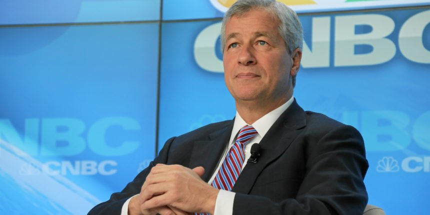 'Just Beware' Is All Jamie Dimon Will Say About Bitcoin