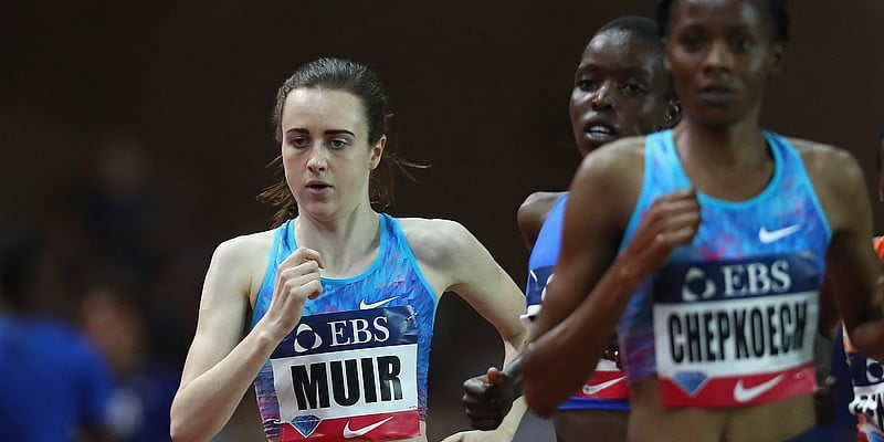London Anniversary Games: Laura Muir confirms British mile record attempt