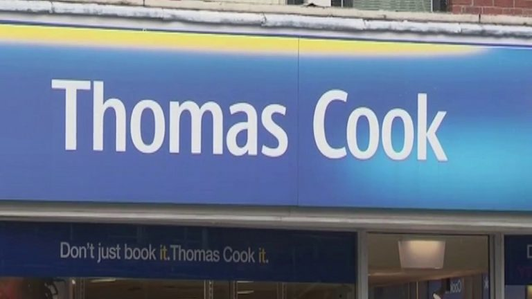 London plans to repatriate 135,300 Britons after the bankruptcy of Thomas Cook
