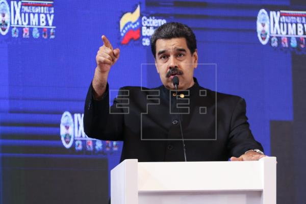 Maduro declares the orange alert on the border with Colombia to an alleged threat of aggression