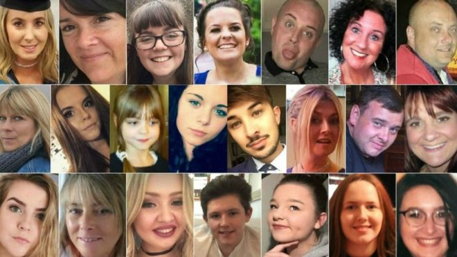 Manchester attack: A day of remembrance one year on