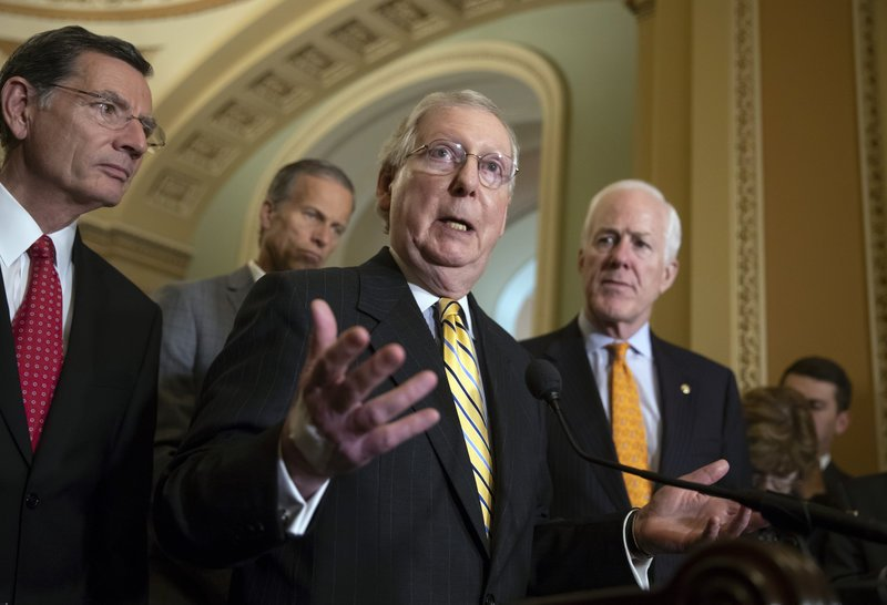 Mitch McConnell cancels most of Senate's annual August recess