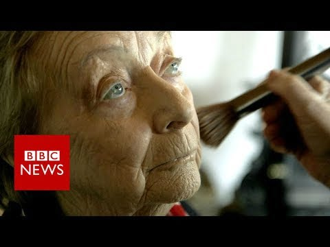 My 84-year-old husband now does my make-up