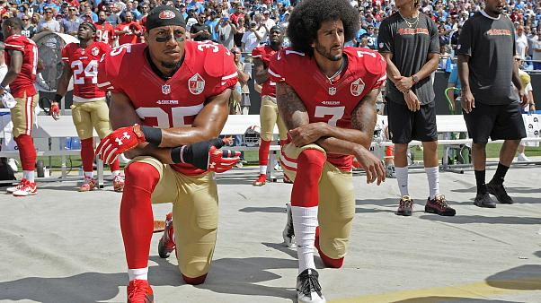 New NFL policy will fine teams if players kneel during anthem